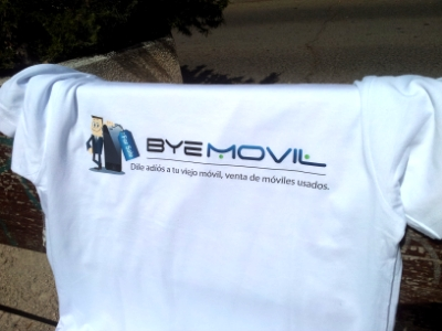 camiseta byemovil