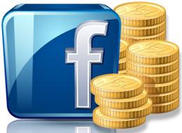 ganar dinero con facebook y twitter